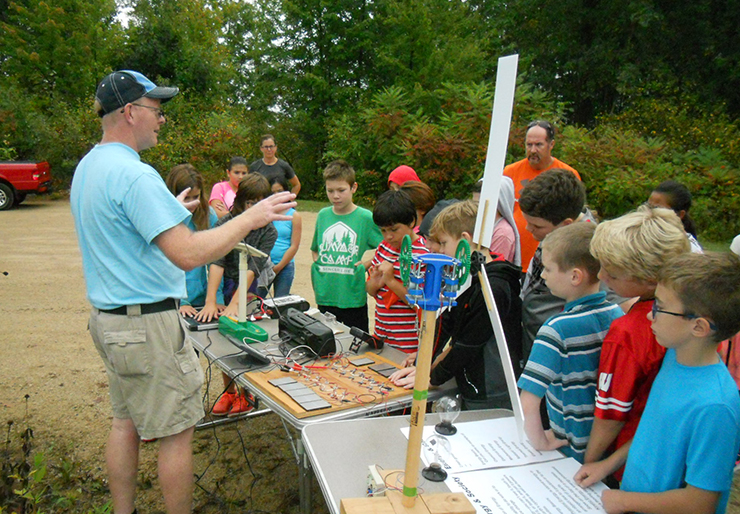 students take part in 2017 youth conservation field day