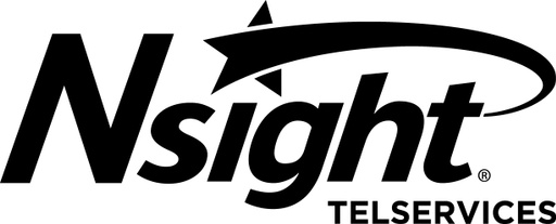 Nsight Telservices (Black, PNG)